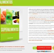 SuperAlimentos. A Software Development, UI / UX&IT project by Vicen Martínez - 20-03-2013