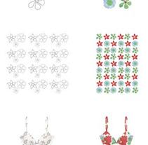 Estampado para ropa interior femenina. A Illustration project by Rubén Ayúcar Tardienta - 27-03-2013