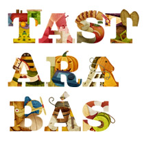 Tastarabás                    . A Design&Illustration project by David Sierra Martínez - Mar 29 2013 08:15 PM
