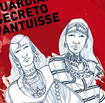 Ilustraciones libro. Um projeto de Ilustração de Laura Bustos         - 02.04.2013