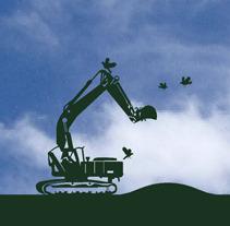 La escombrera. Um projeto de Design de @infocalber          - 19.04.2013