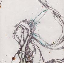 ONDINE. A Design&Illustration project by IVHAN R FRANCO - 22-04-2013