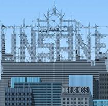 Unsane (day). Un proyecto de Diseño e Ilustración de Rafael Jaramillo - 20-06-2013