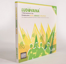Cd para Ludovaina. A Design, Illustration, Advertising, Music, and Audio project by Manu Lagrimal         - 30.04.2013