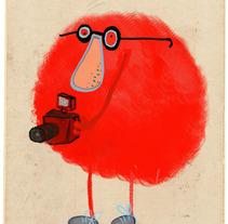 Con la A.. A Illustration project by Salva Insa - 18-05-2013