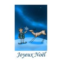 Felicitaciones de Navidad. A Illustration project by Javier de la Fuente Montenegro         - 22.05.2013