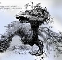 Xylos. Un proyecto de Diseño e Ilustración de Manuel Menchen         - 27.05.2013
