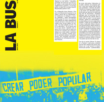 Disseny Editorial La Busca. A Design, and Photograph project by Irene Guallar         - 29.05.2013