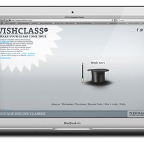 Wish Class. A Design, Music, Audio, Motion Graphics, Software Development, and UI / UX project by PIXEL KIT         - 31.05.2013