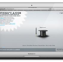 Wish Class. Um projeto de Design, Música e Áudio, Motion Graphics, Desenvolvimento de software e UI / UX de PIXEL KIT         - 31.05.2013