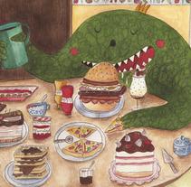 Álbum ilustrado . Un proyecto de  de Marta Ángel Ruiz - Jueves, 13 de junio de 2013 00:10:16 +0200