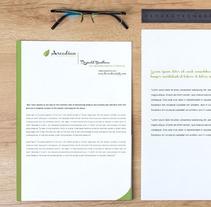 Identidad Corporativa. Un proyecto de Diseño de Noa Primo Rodríguez - Jueves, 20 de junio de 2013 00:00:00 +0200