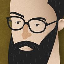 Mr. E (EELS). A Illustration project by dalonba         - 22.06.2013