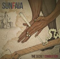 """Arte """"The Secret Combustion"""". Um projeto de Design, Ilustração e Música e Áudio de Aitor Gascón Rueda         - 23.06.2013"""
