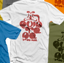 Ilustración tipografica. A Design&Illustration project by Ricardo  Rupérez Mateo - 25-06-2013