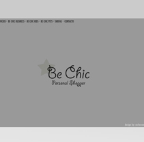 Bechic Personal Shopper. A Design, Illustration, Advertising, and Software Development project by Carlos Cano Santos - 26-06-2013