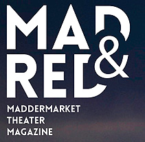 MAD&RED Magazine. A Design project by Sara Pérez         - 03.07.2013