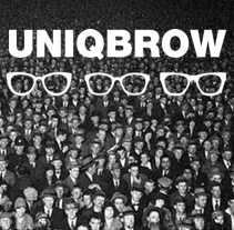 Uniqbrow Ads. Un proyecto de Diseño y Publicidad de Lavitoverda  - 05-07-2013