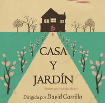 Casa y Jardín (2012). A Design&Illustration project by David Carrasco D.         - 14.07.2013