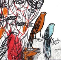 Proyectos personales. Un proyecto de Diseño e Ilustración de MAYGA  - 15-07-2013