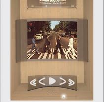 Apps Iphone y Ipad. Um projeto de Design, UI / UX e Informática de Iván Comas         - 25.07.2013