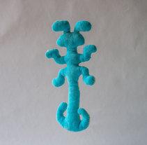 Muñecos tela. Un proyecto de Diseño de Ernesto_Kofla  - Viernes, 26 de julio de 2013 00:00:00 +0200