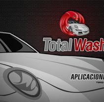 Amyco / Total Wash. Um projeto de Design, Ilustração, Publicidade, Fotografia e Informática de Javier R RobIedo         - 03.09.2013