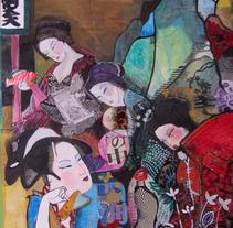 Haikus. Un proyecto de Ilustración de Ana Casado Hidalga - 06-09-2013