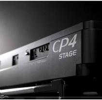 CP4 CP40 Stage Piano Yamaha. Un proyecto de Diseño, Diseño industrial y Diseño de producto de Jose Alberto González         - 22.09.2013
