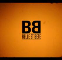 Belle et Bete. Un proyecto de Publicidad de Joaquín Rodríguez         - 26.09.2013