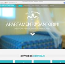 Apartamento Santorini. A Design, Software Development, and Photograph project by Alberto Cerutti         - 02.10.2013