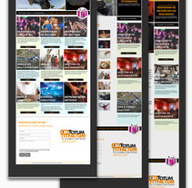 Web para totum factum. Un proyecto de Diseño y Desarrollo de software de Enrique  Pereira Vázquez - Miércoles, 09 de octubre de 2013 19:42:13 +0200