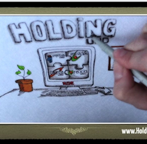 VideoMarketing - HoldingUno. A Illustration, Advertising, Film, Video, and TV project by Gonzalo Soto Silva         - 11.10.2013