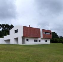 Vivienda Unifamiliar Aislada en Luanco. Un proyecto de Diseño, Instalaciones, Arquitectura, Arquitectura interior y Diseño de interiores de Jesús Sotelo Fernández - 10-10-2005