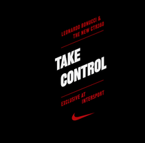 Nike CTR360. A Advertising, and Motion Graphics project by Maurizio Zecchino         - 21.10.2013