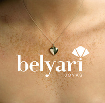 Belyari / joyas. A Design, Illustration, Advertising, Motion Graphics, Installations, Photograph, and UI / UX project by Javier Artica Art Direction         - 23.10.2013