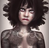 Ilustraciones Hiperrealistas. Um projeto de Design, Ilustração, UI / UX e 3D de Natasha Barrolleta - 27-10-2013