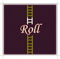 Roll. A Illustration project by Xavier Cruel         - 13.02.2014