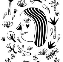 NOMADARTE: ARTE ITINERANTE. A Character Design, Editorial Design, Education, Illustration, and Fashion project by Arantxa Recio Parra - Nov 08 2013 12:00 AM