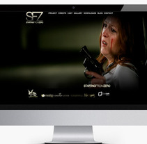 Diseño Web Starting From Zero. A Advertising, Film, Video, and TV project by Fernando Diez Colinas  - Nov 14 2013 01:24 PM