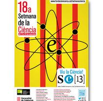 Setmana de la ciència. Um projeto de Design de Ruben Piedra         - 22.11.2013
