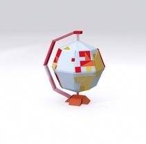 Santander. A Design, Motion Graphics, and 3D project by Rafael Carmona - Nov 27 2013 12:00 AM