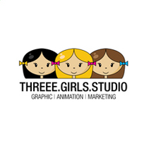 ThreeeGirlStudio. A Design, Advertising, and Software Development project by Grupo Alborade         - 22.04.2013