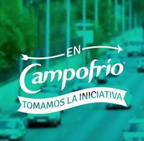 Campofrío - Video RSC 2014. Un proyecto de Publicidad, Cine, vídeo y televisión de Juanjo Ocio         - 26.09.2013
