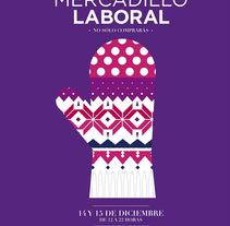 Mercadillo LABoral. Un proyecto de Diseño e Ilustración de Marco Recuero - 01.12.2013