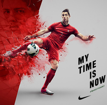 Nike - My Time Is Now. A Design, and Advertising project by GOLDEN  - 01-12-2013