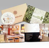 Diseño y Maquetación de Catalogos promocionales y U.I. de CD multimedia. Un proyecto de Diseño, Motion Graphics, UI / UX y 3D de Germán Blanco Méndez - 03-12-2013