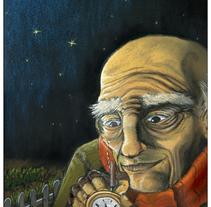 Vicente, un hombre de campo. Um projeto de Ilustração de Iván Torres         - 03.12.2013