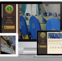 Website: El Balcon de Griñon. Un proyecto de Diseño y Desarrollo de software de Gilber Jr         - 14.12.2013