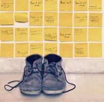 Cartel II JORNADAS DISCAPACIDAD Y UNIVERSIDAD. PRIMER PREMIO. Un proyecto de Diseño, Ilustración y Publicidad de Alvaro Arribas         - 15.12.2013